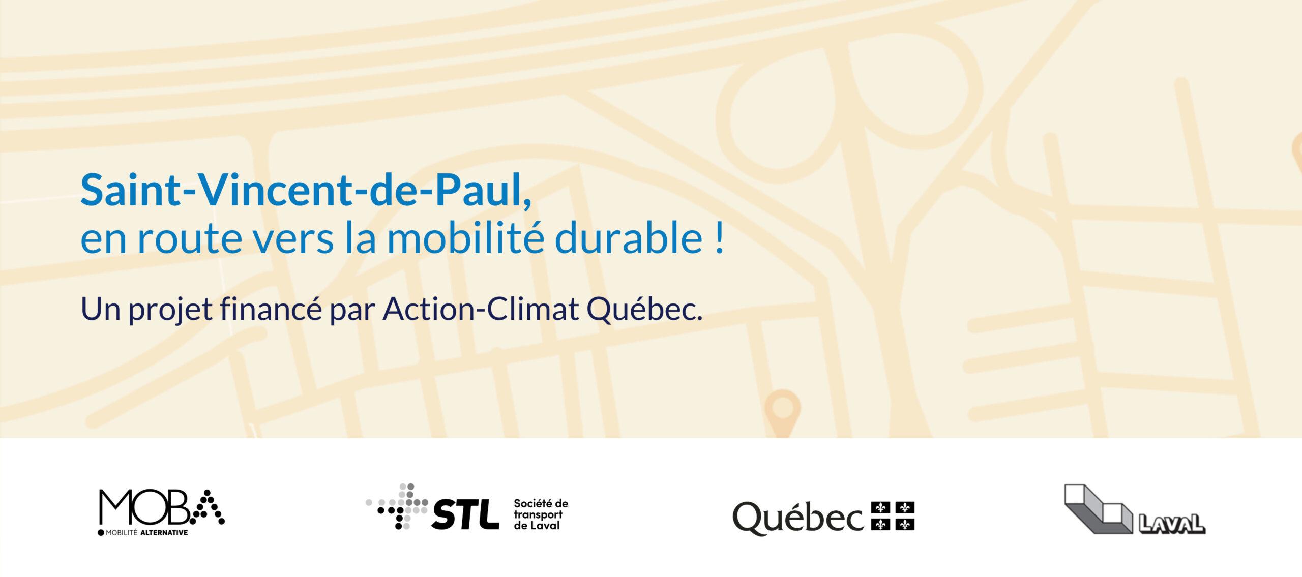 Saint-Vincent-de-Paul, en route vers la mobilité durable